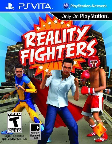 PSV Reality Fighters實境快打美版代購