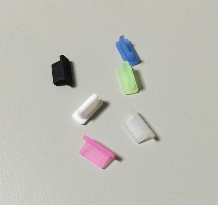 快速出貨 《 充電孔 》防塵塞-Type-C 螢光色 充電孔 SAMSUNG HTC M10 10 Note 7 非Micro
