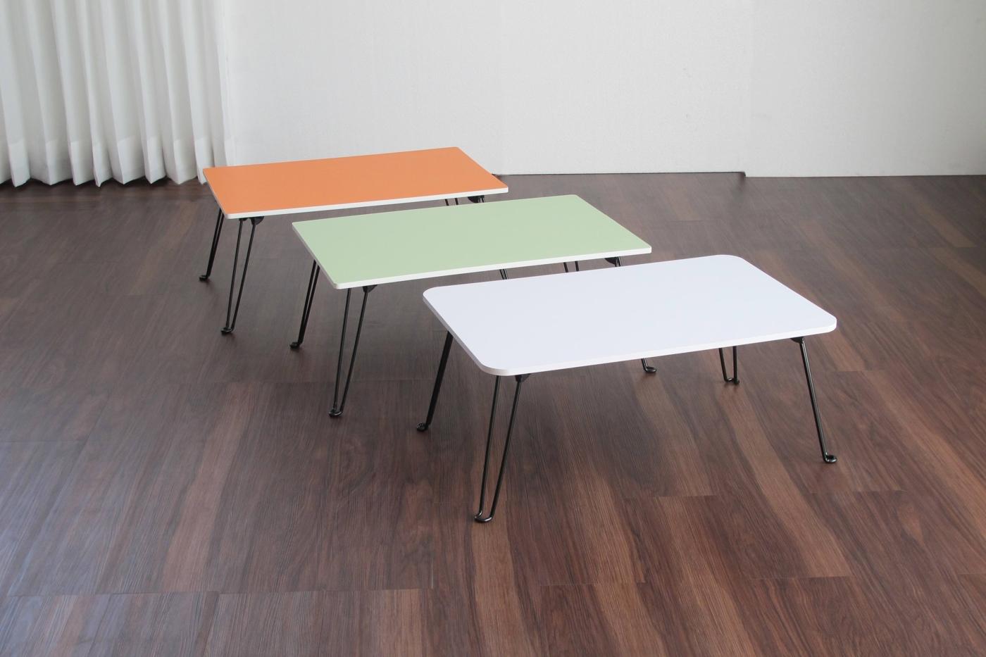 快速出貨桌茶几和室桌折疊桌5747簡約生活可收納美耐皿和室桌多功能3色
