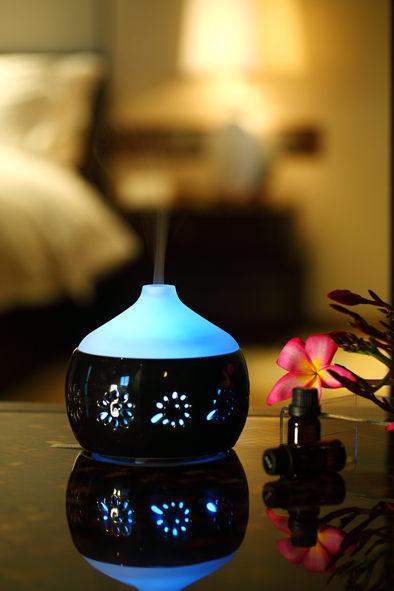 karoli陶瓷香氛水氧機M3新款上市贈送精油