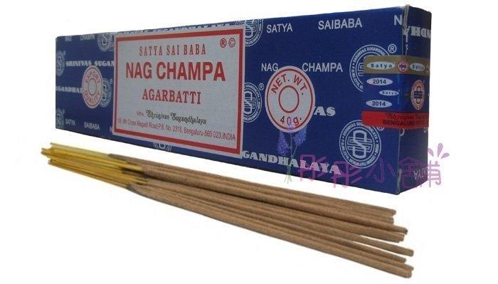 SATYA SAI BABA Nag Champa 賽巴巴 印度線香 ( 2014 ) 40g【彤彤小舖】