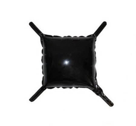 方塊氣球-黑色 ~~生日佈置/畢業典禮布置/氣球拱門/汽球柱/裝置藝術