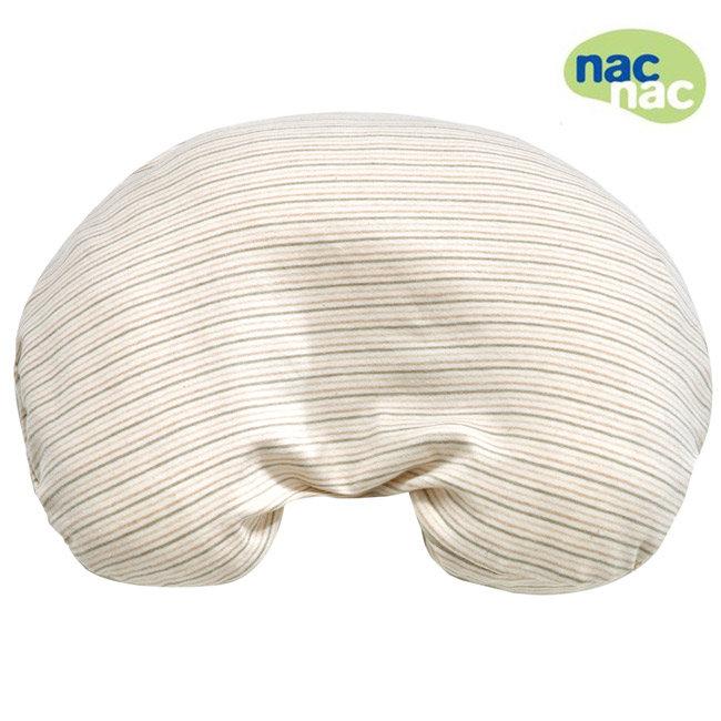 【奇買親子購物網】寶貝可愛 Nac Nac 多功能授乳枕