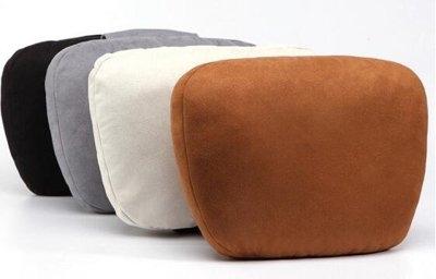 車用夏季汽車靠枕頸枕賓士S級護頸枕潮咖範兒