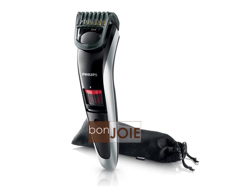 bonJOIE:日本進口新款飛利浦PHILIPS QT4012 15充電交流式電動修鬍器QT4013 15刮鬍刀修鬢角
