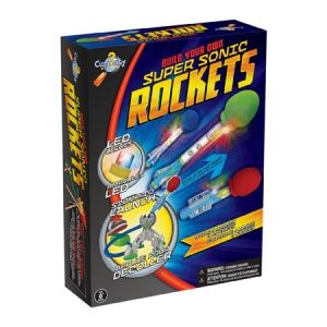 書立得-《The Orb Factory魔力球工廠》發光飛天火箭Rocket Launcher