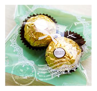 幸福朵朵【自黏OPP包裝袋(禮物包裝.烘焙點心包裝)-D.綠底蕾絲花邊款x10枚】西點糖果餅乾