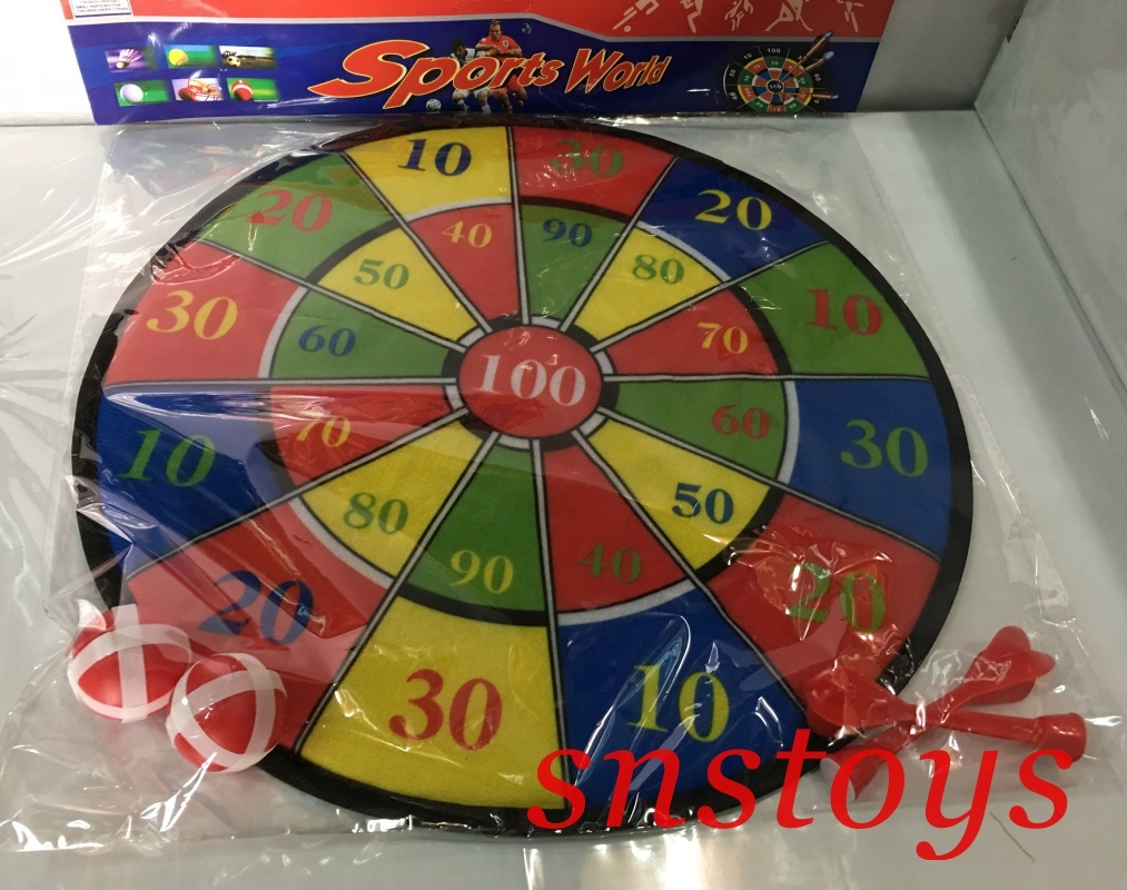 sns 古早味 懷舊童玩 玩具 標靶 飛鏢盤 魔鬼粘球 (36x36cm)