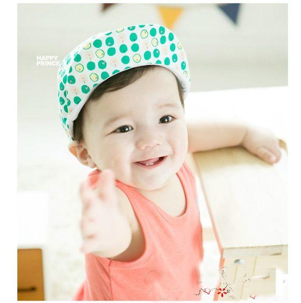 預購男女兒童小蘋果棒球帽寶寶全棉翻邊遮陽帽子
