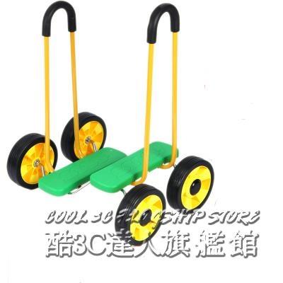 感統訓練器材教具平衡踩踏車兒童健身運動四輪腳踏車幼兒園玩具