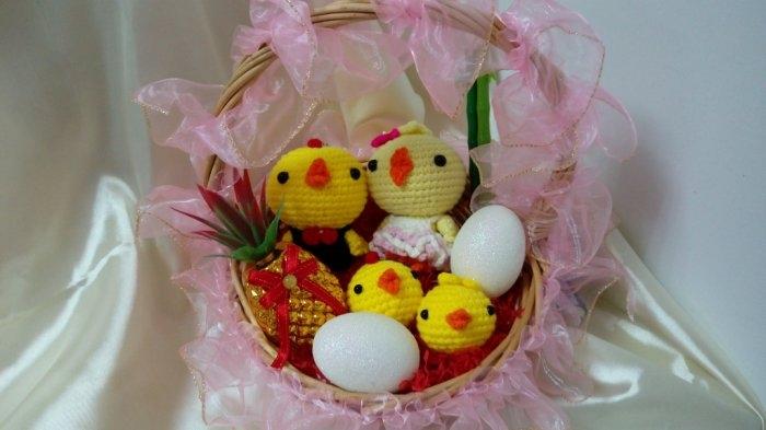 1286元 / 帶路雞 起家雞 (1個) 結婚用品 婚禮小物 禮贈品 ht-0094