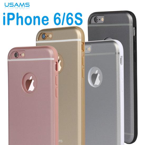 本色系列Apple iPhone 6 6S 4.7吋輕薄保護殼防護軟殼手機背蓋手機殼外殼TPU