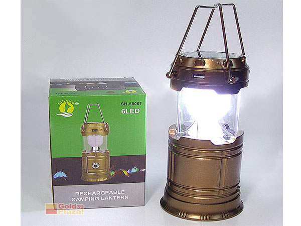 SH-5800T太陽能手電筒 露營燈 可伸縮戶外照明 帳棚燈 停電照明燈 手電筒【SV8012】BO雜貨