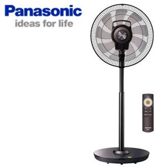 【Panasonic 國際牌】16吋DC變頻立扇 / 電扇 F-H16CND-K 晶鑽棕《刷卡分期 免運》