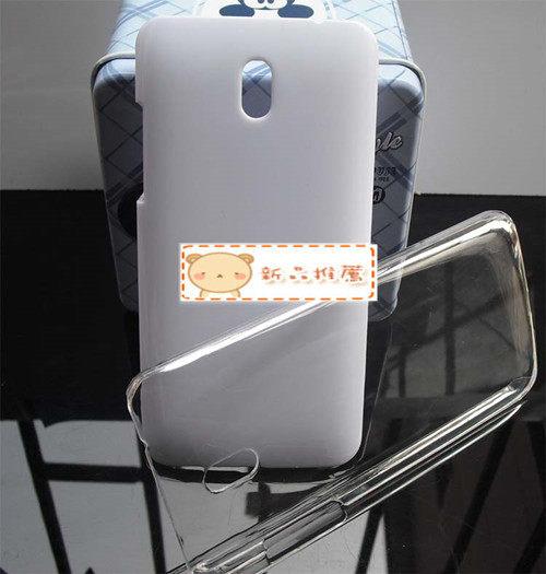 俏魔女美人館素材硬殼貼鑽殼HTC亞太版Desire 600手機套手機殼保護套保護殼