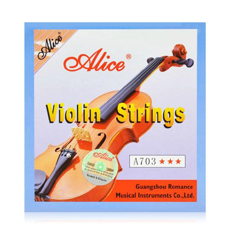 小叮噹的店- 小提琴弦 (整套) Alice A703 小提琴