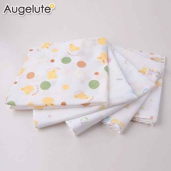 Baby 新生兒雙層口水巾 多花色不挑款 紗布巾 X3025