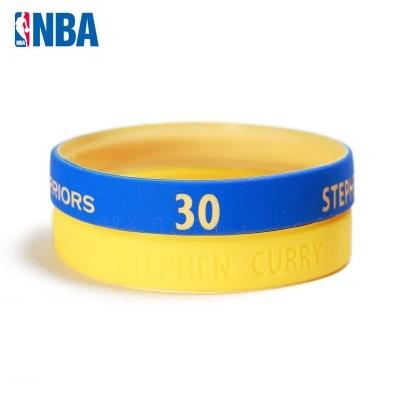 NBA官方授權正版運動矽膠手環舊金山金州勇士柯里Stephen Curry 30號