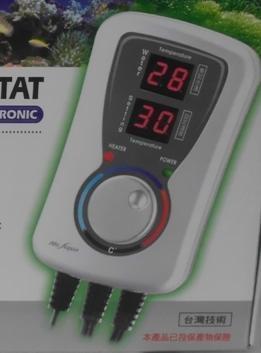 限時特賣LED微電腦雙螢幕控溫器1000W 350w石英管特價
