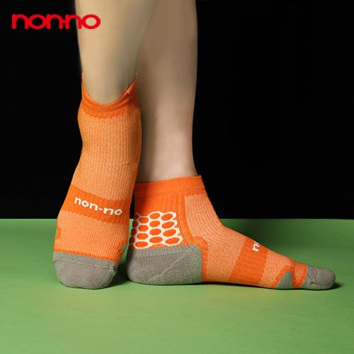 【non-no儂儂褲襪】(2入)男女適用科技運動襪-27167
