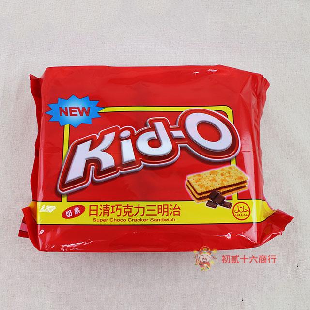 菲律賓零食Kid-O日清巧克力三明治分享包-350g 0216團購會社4807770190148