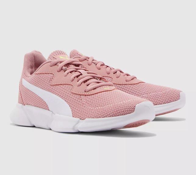 PUMA 男女款粉色運動慢跑鞋-NO.19256704