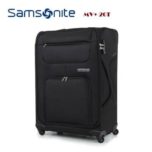 佑昇Samsonite美國旅行者AMERICAN TOURISTER超輕加大容量30 MV 20T布面29吋行李箱特價