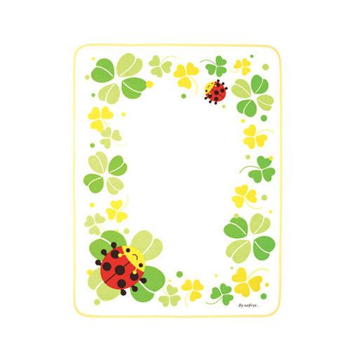 【奇買親子購物網】拉孚兒 naforye 滴水不漏嬰兒防水尿墊-(蜜蜂/蝴蝶/瓢蟲)