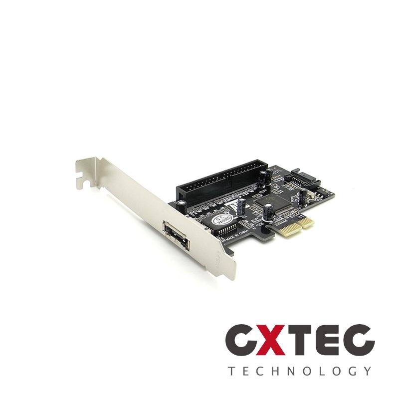 PCI-E to 2 Port SATA IDE磁碟陣列卡RAID 0 1擴充卡JMB363 HRC-EJ1