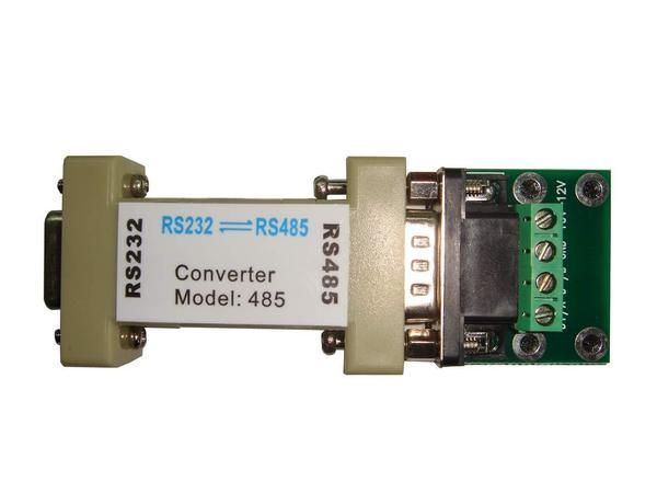RS232轉485控制訊號轉換器-電腦RS232轉485訊號,可控制門禁 旋轉台 高速球攝影機 雲台 迴轉台