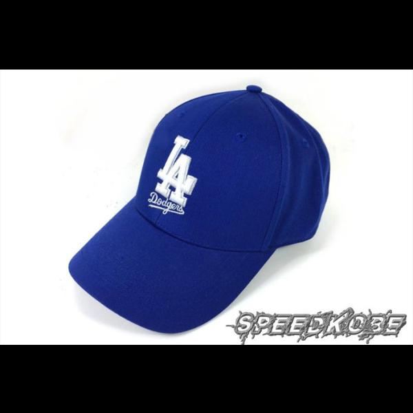 MLB美國職棒大聯盟道奇藍球迷帽可調式棒球帽5032065-550 5732023-550 speedkobe