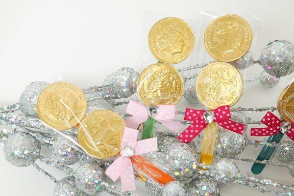 比利時金幣巧克力雙入款50支非棉花糖情人節.年貨.謝客禮.二次進場.婚禮小物