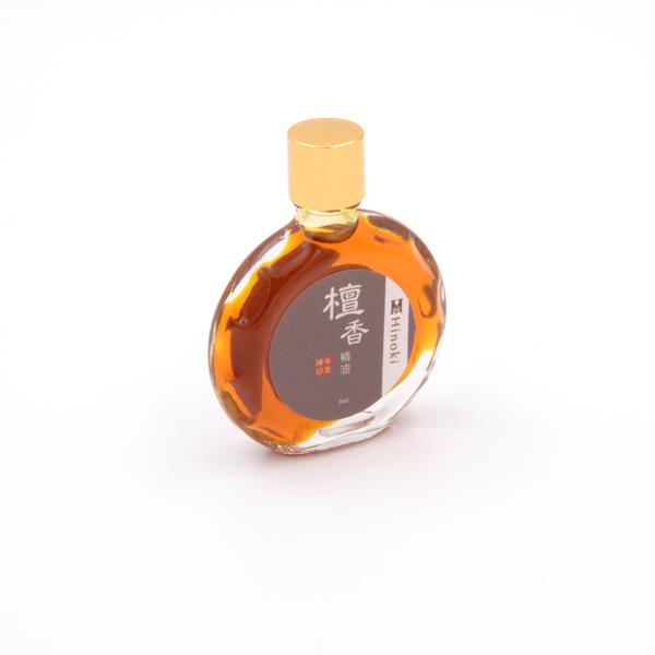陳年檀香精油5ml萃取純印度檀木精油絕不添加其他物質