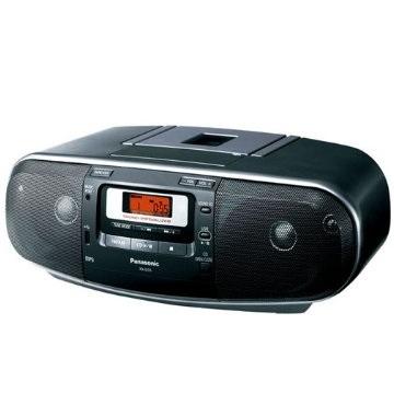 國際Panasonic手提USB CD收錄音機RX-D55-K順芳家電