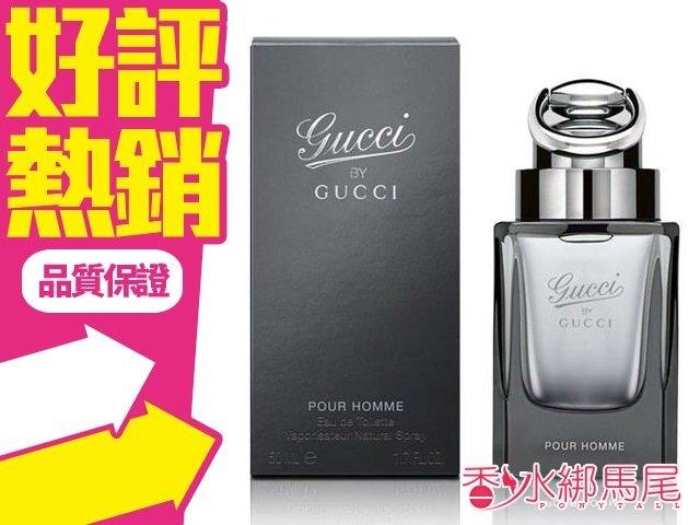 Gucci by Gucci Pour Homme 男性淡香水 香水空瓶分裝 5ml◐香水綁馬尾◐