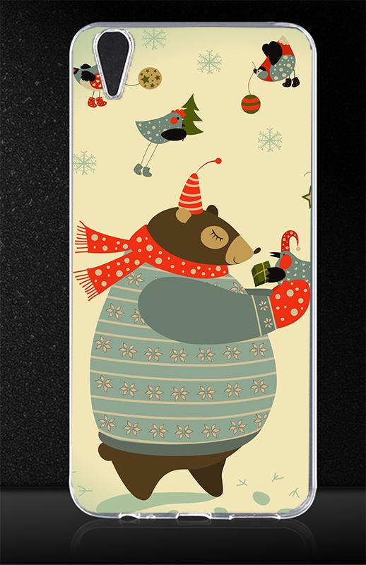 3C膜露露胖胖熊立體浮雕硬殼OPPO R9 plus手機殼手機套保護套保護殼