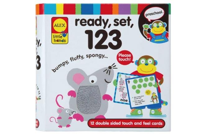 【奇買親子購物網】美國ALEX 寶寶學習123