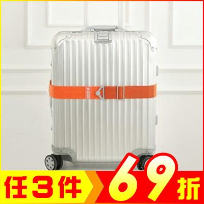 彈力多功能行李箱綁帶顏色隨機AE16130 99愛買生活百貨