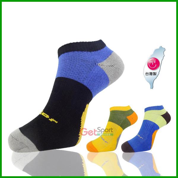 短筒慢跑襪(男款)(短筒襪/超商取貨/MIT微笑標章認證)