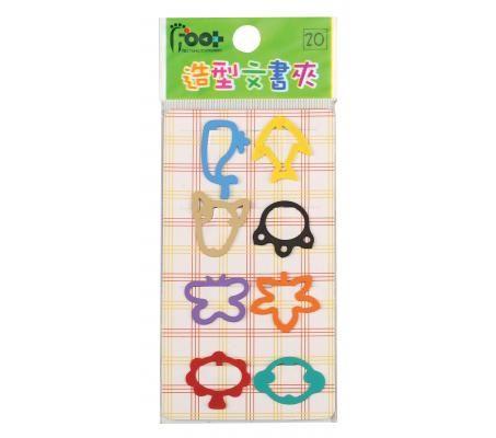 足勇 彩色造型文書夾( 35003)