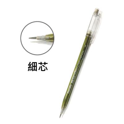 Bensia 百能 2B單支圓桿免削鉛筆基測答卷專用筆BEN-132-1 細