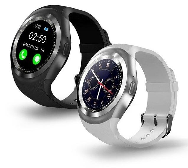 時尚智慧型手錶,支援免持通話,繁體中文,支援LINE、FB,計步,WATCH,現貨,3C館長