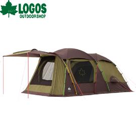 LOGOS日本新款Premium金牌PANEL XL-AE雙背山五人帳篷71805515