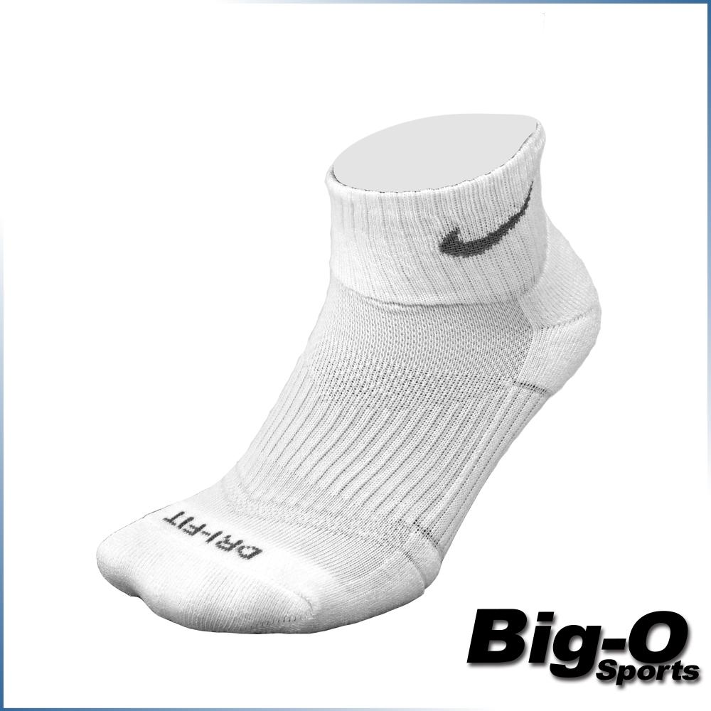 NIKE 耐吉 NIKE 基本款3包裝短襪  專業運動襪  SX4835101