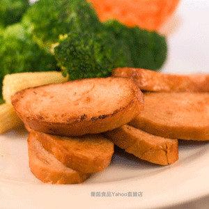 【喬茵素食】燻茶鵝300g