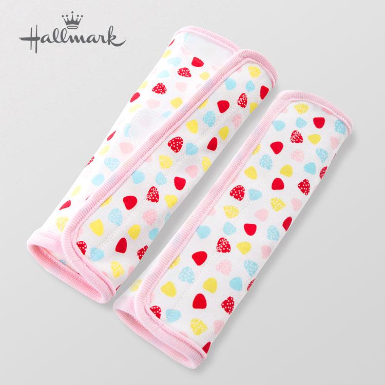 Hallmark Babies 嬰兒純棉背帶保護帶 HE1-N07-A1-AG-PM