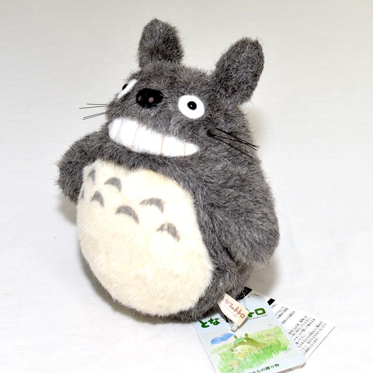 TOTORO 18cm龍貓玩偶完整呈現動畫毛絨絨質感日本帶回正版商品宮崎駿