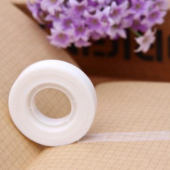 生活家精品N116-1可寫字無痕膠帶紙手撕隱形膠帶文具學生辦公桌面標籤提醒黏貼