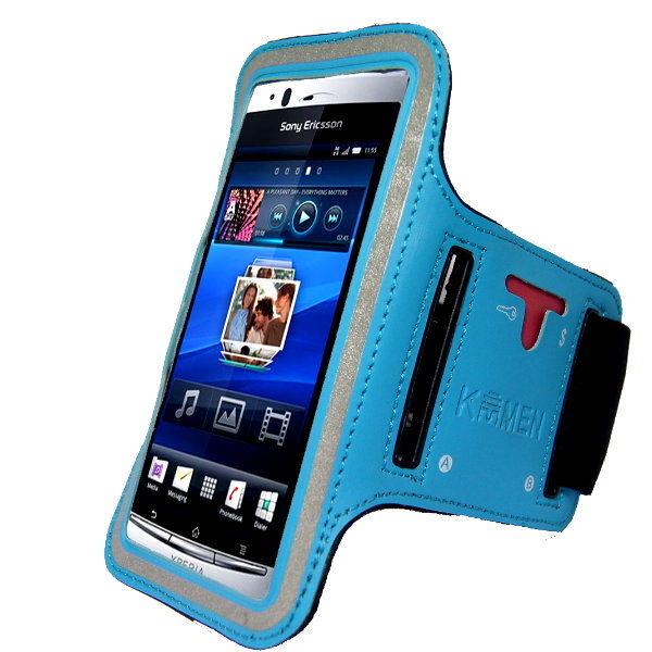 KAMEN Xction Macaron甲面X行動馬卡龍Sony Ericsson ARC X12運動臂套Sony Ericsson ARC s運動臂帶RAY NEO X10臂袋