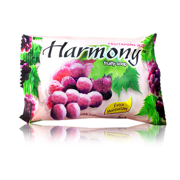即期品 - 進口Harmony水果香皂-(葡萄) 75g,原價$35↘特價$3,效期2019/12